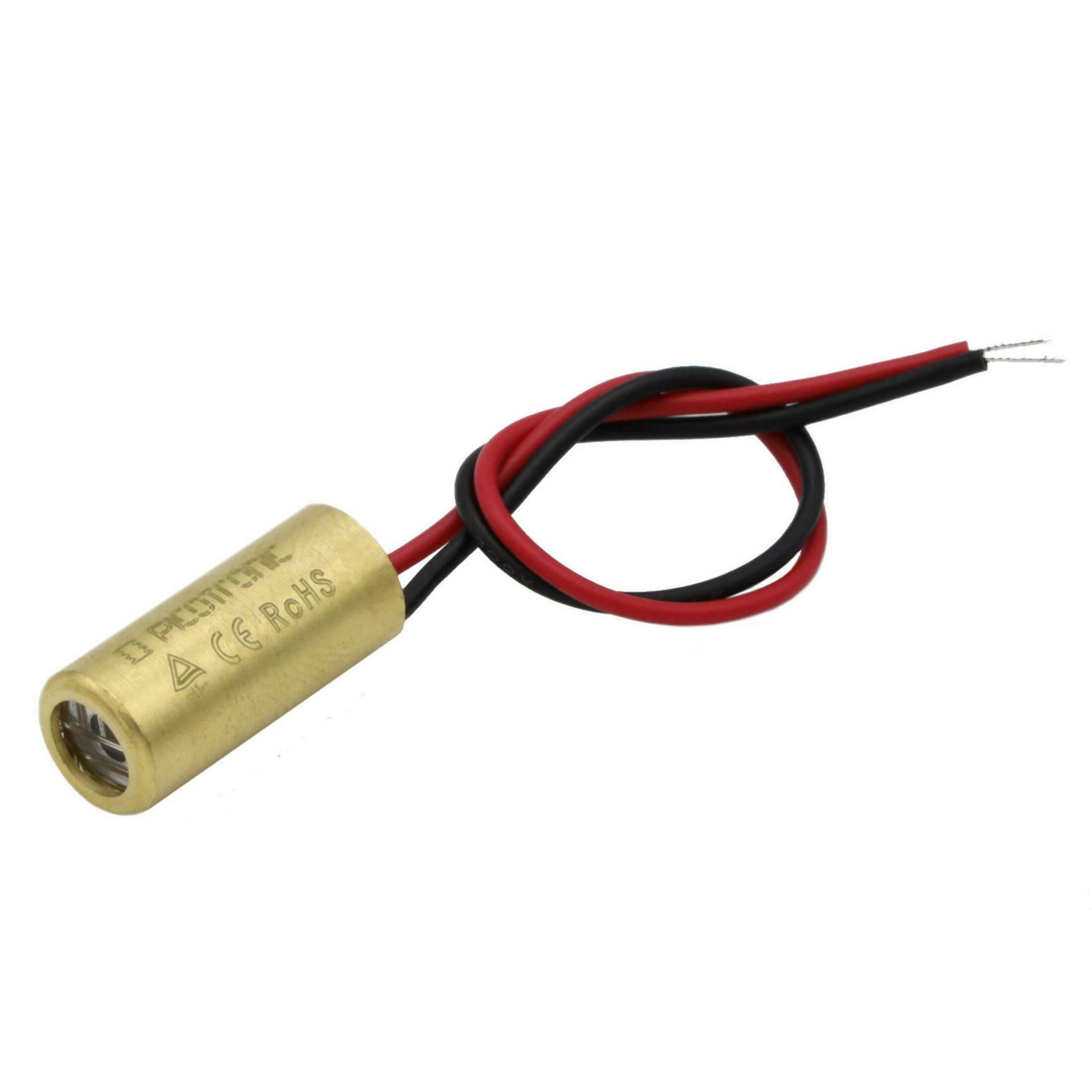 Laserfuchs Laser LFC650-1-12(9x20)45-F100-C100
