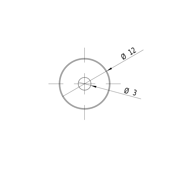 Laserfuchs LFD532-1-3(12x60)-001