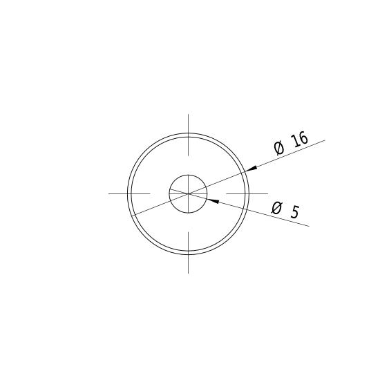 Laserfuchs LFD532-1-3(16x90)-NT