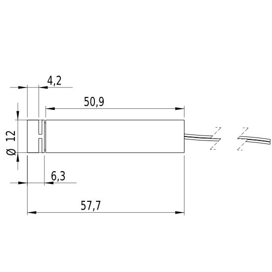 Laserfuchs LFL532-10-3(12x60)