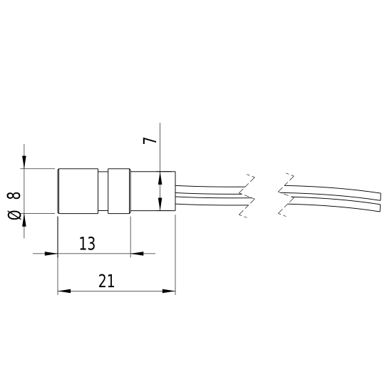 Laserfuchs LFD780-1-3(8x23)