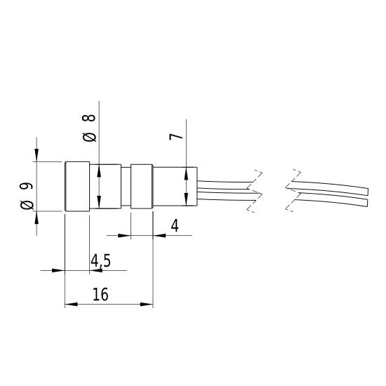 Laserfuchs LFL650-5-3(9x25)4DEG