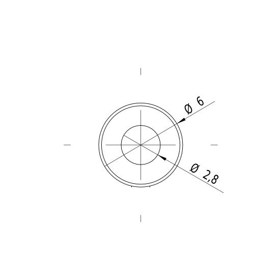 Laserfuchs LFD650-1-3(6x17)
