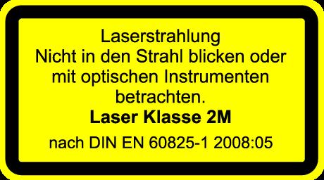 Laserfuchs Laser LFL635-5-3(9x20)4DEG