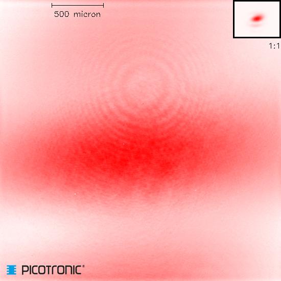 Laserfuchs Laser LFD650-0.4-4.5(15x67)