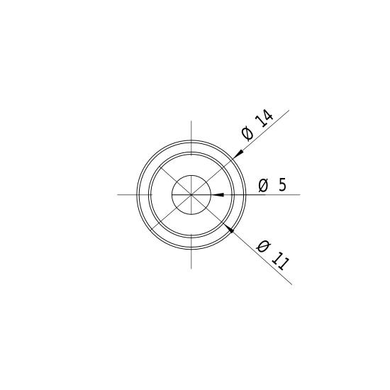 Picotronic DD405-1-3(14x45)