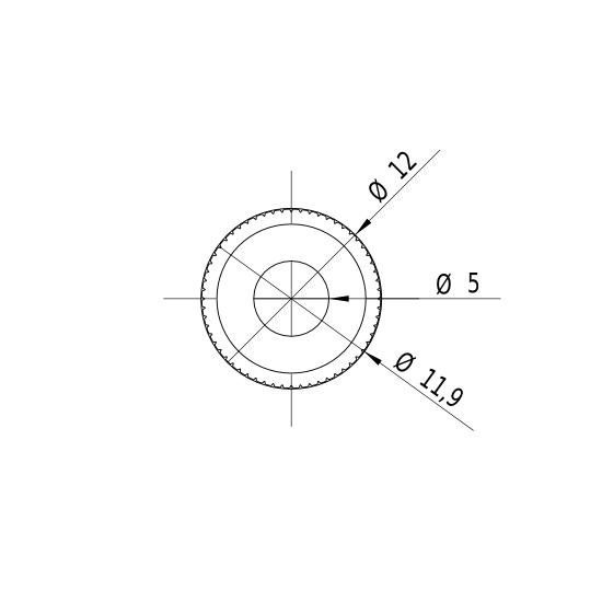 Laserfuchs LFD635-5-3(12x30.5)