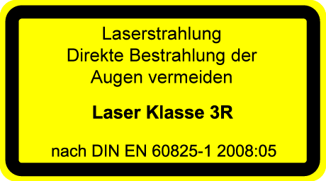 Laserfuchs LFD635-5-3(8x23)
